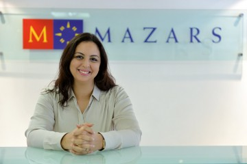 Asma Charki, Tax partner de Mazars Audit et Conseil