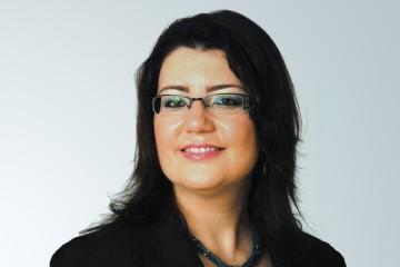 Asmaa Benslimane, présidente de  Wista Morocco