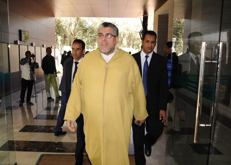 El Mostafa Ramid, membre du secrétariat général du PJD