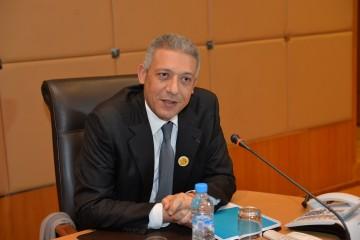 Mohamed Hassan Bensalah, PDG de Atlanta Assurances