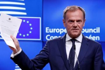 Donald Tusk, président du Conseil Européen