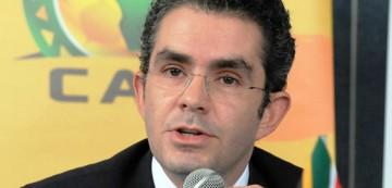 Hicham El Amrani, ex-secrétaire général de la Confédération Africaine de Football (CAF)