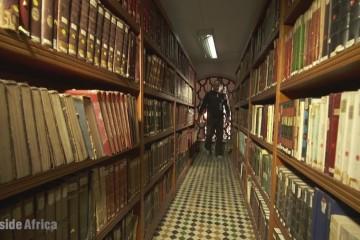 Bibliothéque Al Quaraouiyine