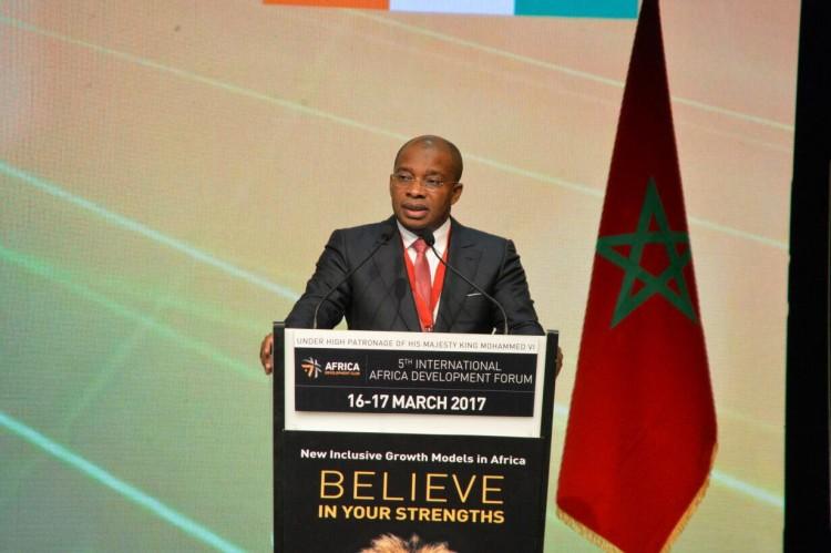 Siandou Fofana, ministre du Tourisme de la Côte d'Ivoire