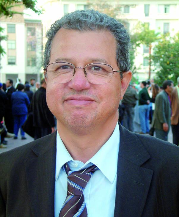 Kamal Daissaoui, président de l'EMSI