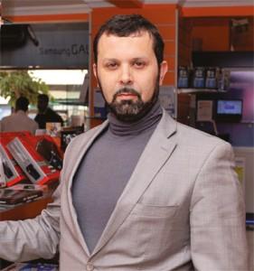 Khalid Saadi, fondateur de Microchoix.