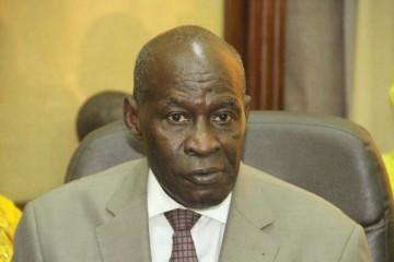 Mamadou Lamine Niang, président de la Chambre de Commerce, d'Industrie et d'Agriculture de Dakar