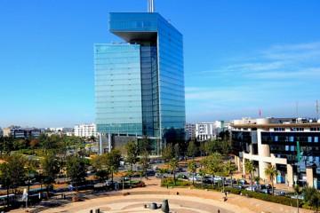 Siège de Maroc Telecom à Rabat