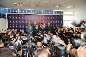 Représentants du PJD et de l'Istiqlal