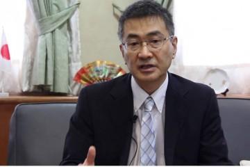 Tsuneo Kurokawa, ambassadeur du Japon au Maroc