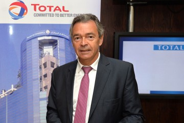 Jean-Louis Bonenfant, DG de Total Maroc