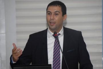 Khalid Baddou, président de l'AMMC