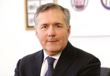 Alfredo Altavilla,  directeur pour la zone Europe, Afrique et Moyen-Orient du groupe Fiat Chrysler Automobiles