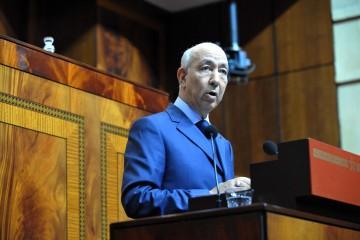 Driss Jettou Parlement