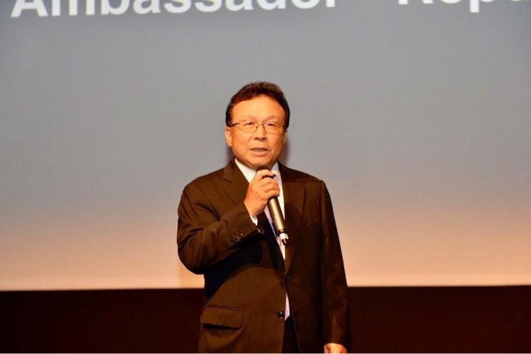 Dongsil Park, ambassadeur de la république de Corée du Sud au Maroc