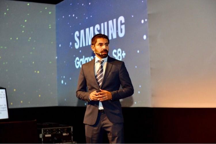 Achraf Ennaji, directeur IT et mobile de Samsung Electronics Maghreb Arabe