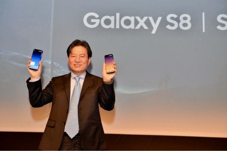 Luis Park, président de Samsung Electronics Maghreb Arabe