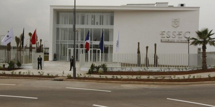Campus ESSEC Afrique-Atlantique Rabat