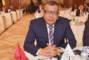 Kamal Lahlou, vice-président du Comité National Olympique Marocain