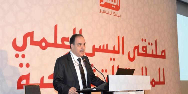 Mohamed Adib, DG de Bank Al Yousr