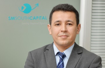 Mohamed Soloh, fondateur de SM South Capital