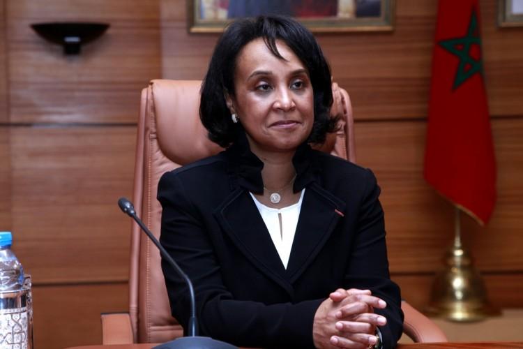 Mounia boucetta un chemin d j trac for Ministre interieur 2000