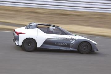 La BladeGlider, un concept qui peut se traduire par plus d'efficacité et de performance à travers le développement des véhicules 100 % électriques.