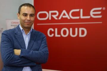 Si-Mohamed Said, directeur Marketing d'Oracle pour la région ECEMEA