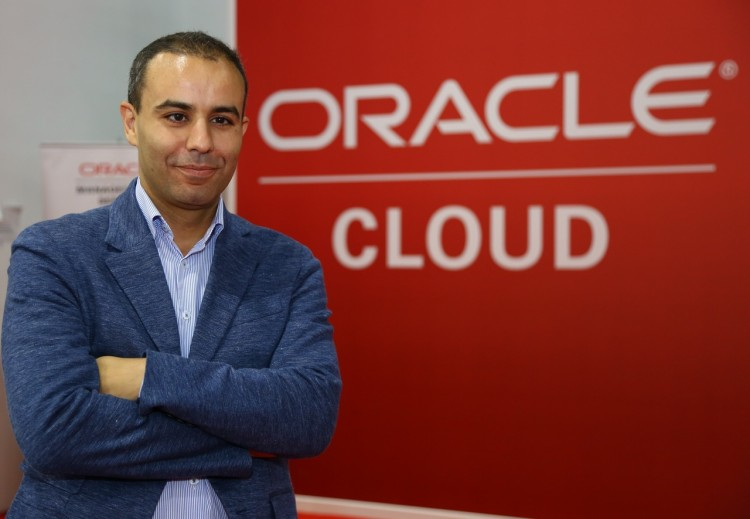 Si-Mohamed Said, directeur Marketing d'Oracle pour la région ECEMEA