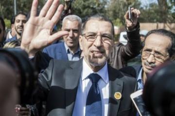 Saâdeddine El Othmani, Chef du Gouvernement