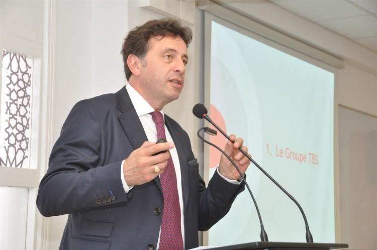 François Bonvalet, DG de TBS