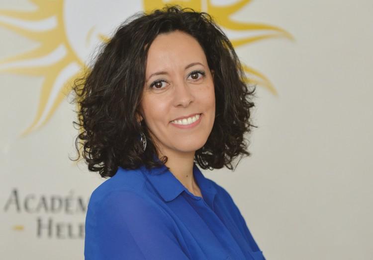Houda Farrah, cofondateur d'Engima et Hellen O'Grady Drama Academy Maroc