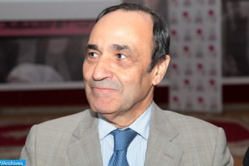 Habib El Malki, directeur du CMC
