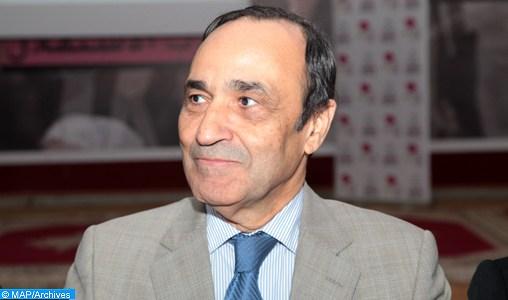Habib El Malki, président du CMC