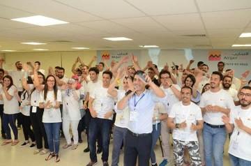 Participants au Hackathon Smart up 2017 à Casablanca.