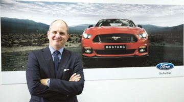 Bernat Szabo, directeur général de Ford pour l'Afrique du Nord