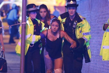 Attentat Manchester Arena