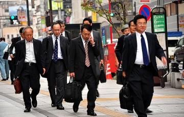 Chinese Businessmen