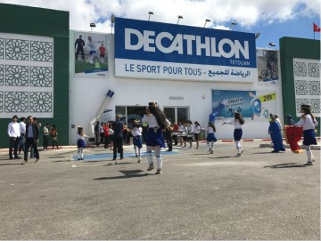 Decathlon Tetouan
