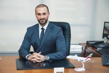 Khalid Al-Zarooni, DG de Emirates Maroc 3