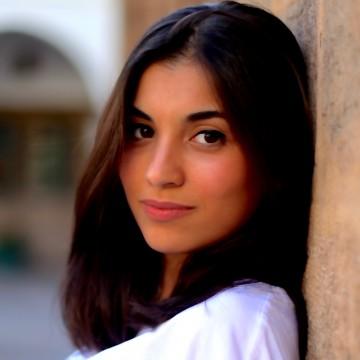 Zineb Rachid, blogueuse