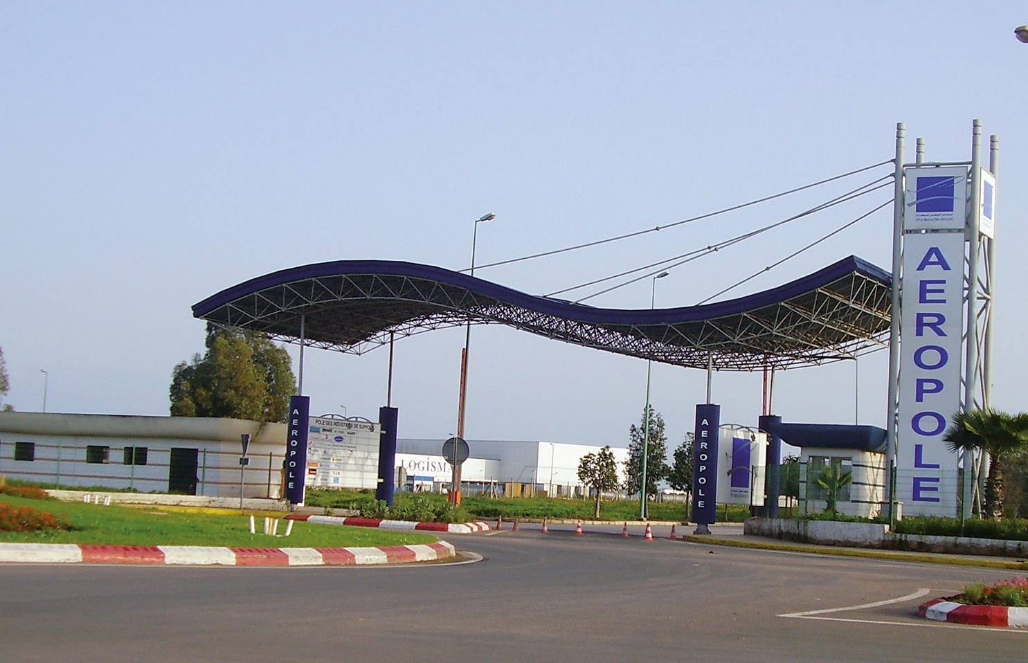 L'Aéropôle de Casablanca un site d'excellence au service de la performance.