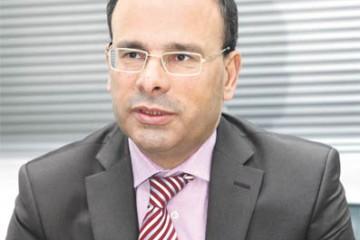 Youssef Baghdadi, président du directoire de Bank Assafa