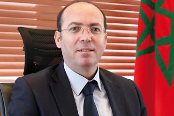 Badre Kanouni, président du directoire de Al Omrane