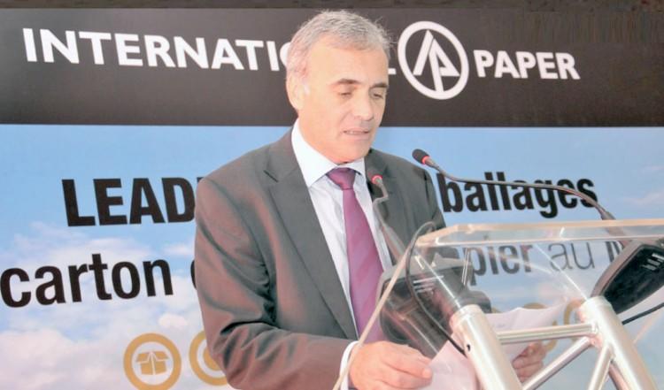 Bertrand Laplaud, CMCP-International Paper