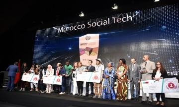 Les trois start up font partie des gagnants du Hackathon Morocco Social Tech