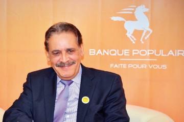 Hassan El Basri, Directeur général Risques Group de la Banque Centrale Populaire (BCP)
