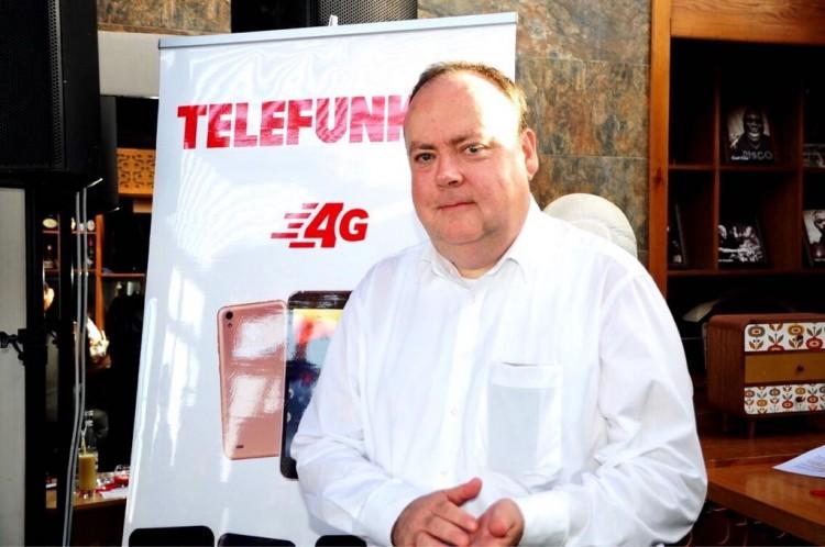 Hugh Nind, Director Business Development, Central & South East Europe, Africa, UK & Ireland de Telefunken