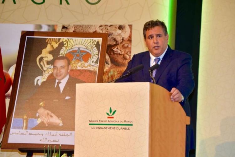 Aziz Akhannouch, ministre de l'Agriculture