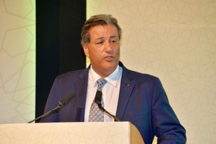 Tarik Sijilmassi, PDG du Groupe Crédit du Maroc